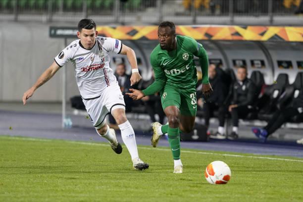 AUT: LASK v PFC Ludogorets Razgrad: Group J - UEFA Europa League