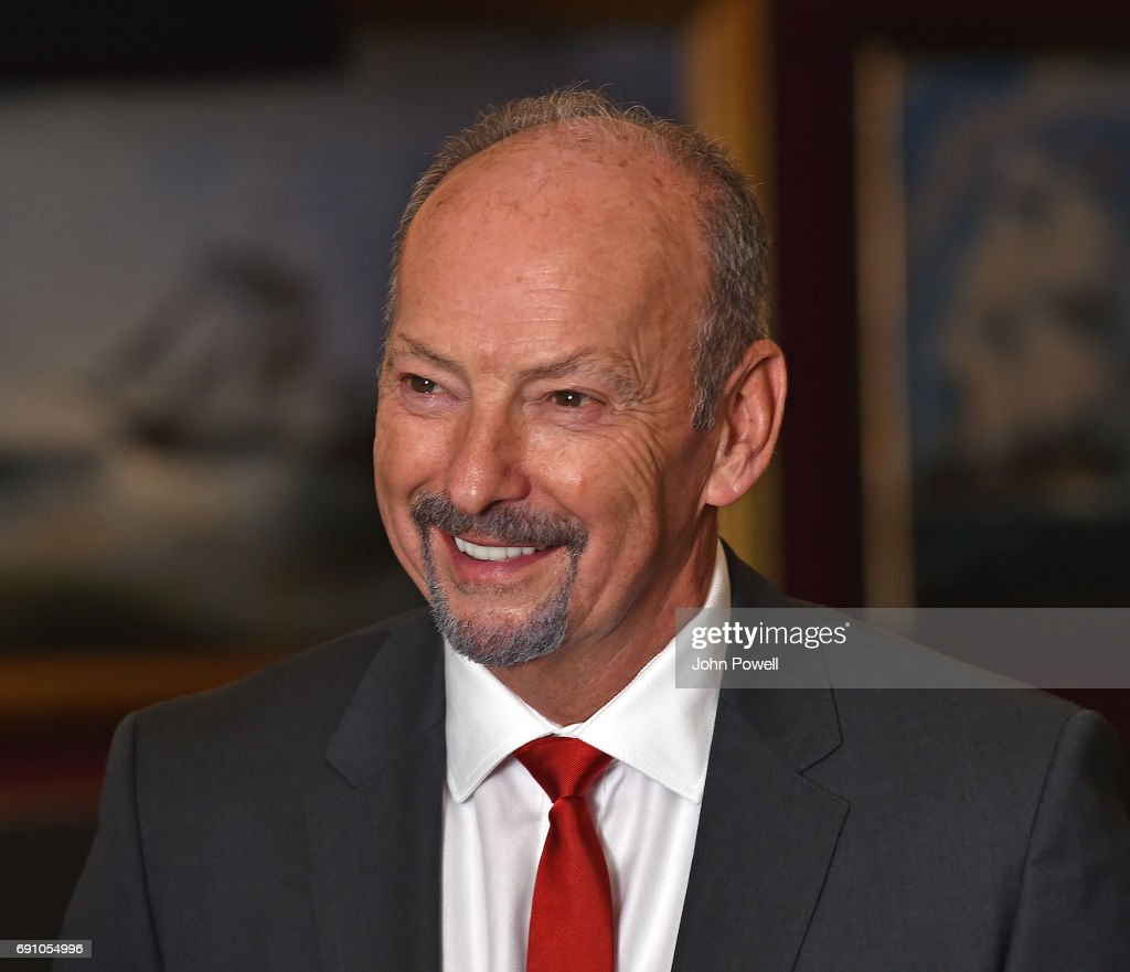 Peter Moore Announced As New Liverpool FC CEO : ニュース写真