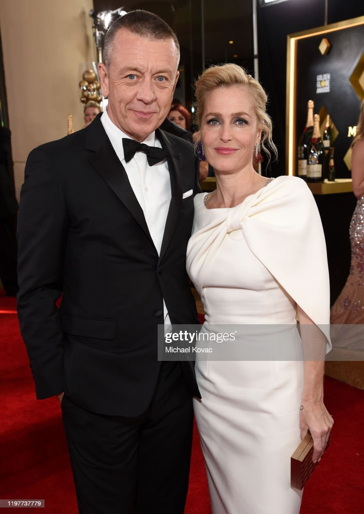 Moët And Chandon At The 77th Annual Golden Globe Awards - Red Carpet : News Photo