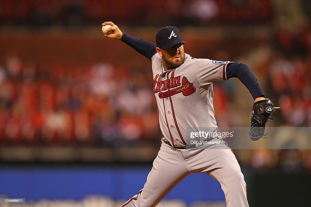 Atlanta Braves v St. Louis Cardinals : News Photo
