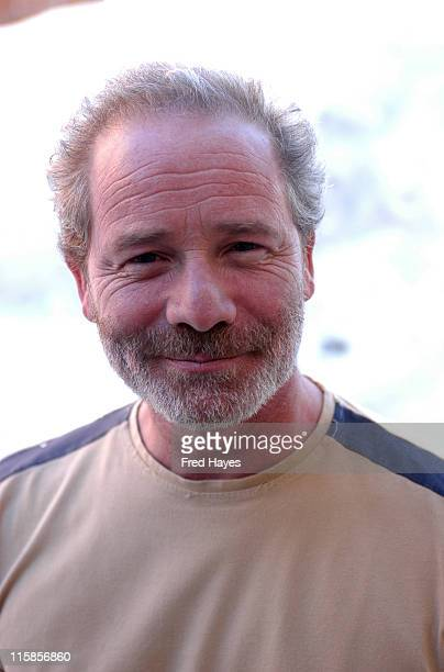 Peter Mullan cast of 'One Clear Day' during 2005 Park City Seen Around Town Day 3 at Park City in Park City Utah United States