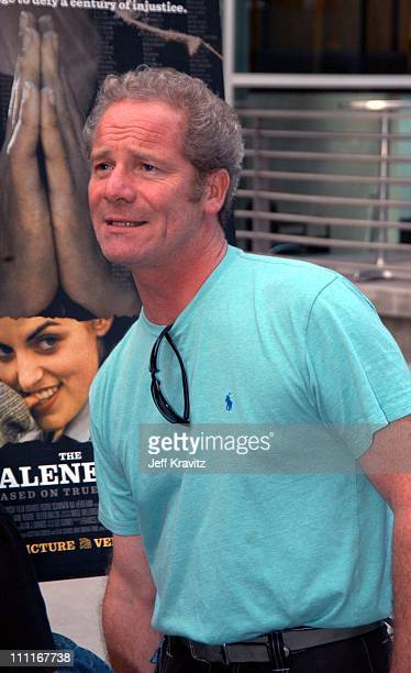 Peter Mullan during 'The Magdalene Sisters' Hollywood Premiere at Arclight Cinema in Hollywood California United States