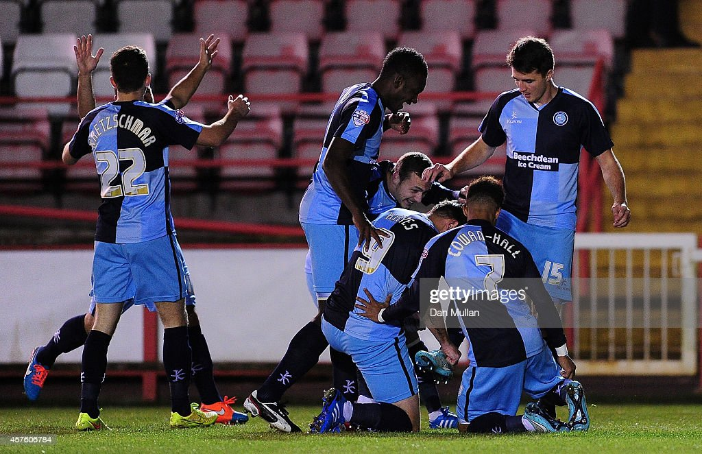 Exeter City v Wycombe Wanderers - Sky Bet League Two : News Photo