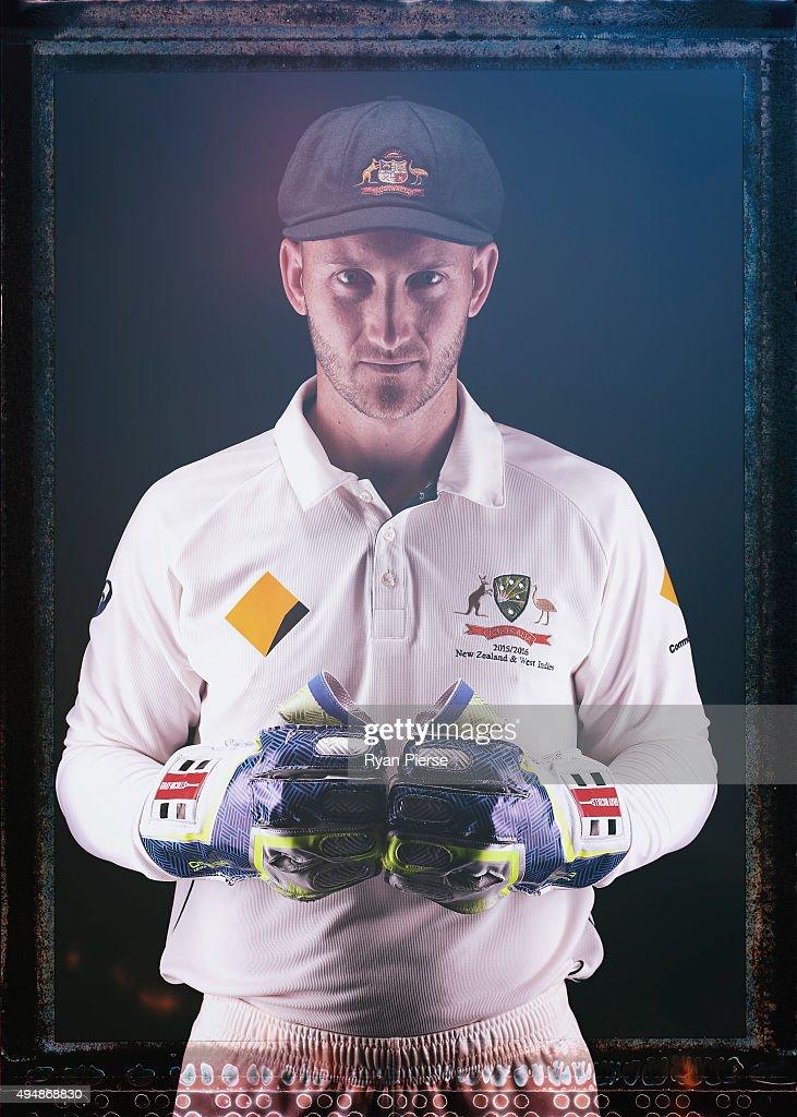 Australian Test Cricket Portrait Session