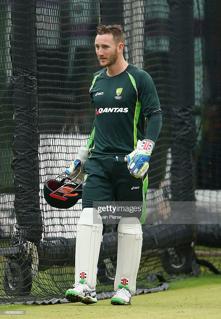 Australia Nets Session : News Photo