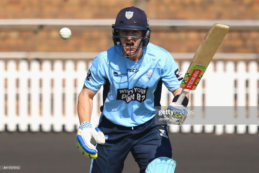 Cricket NSW Intra Squad Match