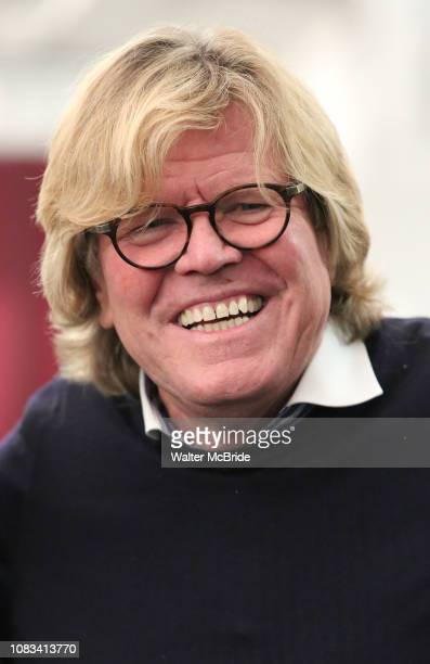 Peter Noone during the My Very Own British Invasion photo call on January 16 2019 at the Church of Saint Paul The Apostle in New York City