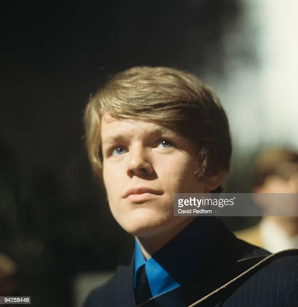 Peter Noone lead singer of Herman's Hermits circa 1965