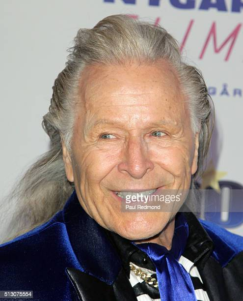 Peter Nygard arrives at Norby Walters' 26th Annual Night Of 100 Stars Oscar Viewing at The Beverly Hilton Hotel on February 28 2016 in Beverly Hills...