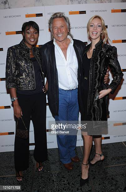 Peter Nygard attends 1407 Broadway Celebrates 58 Successful Years In The Fashion District at 1407 Broadway 38th Street on September 10 2008 in New...