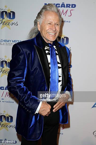 Peter Nygard attends Norby Walters' 26th Annual Night of 100 Stars Oscar Viewing at The Beverly Hilton Hotel on February 28 2016 in Beverly Hills...