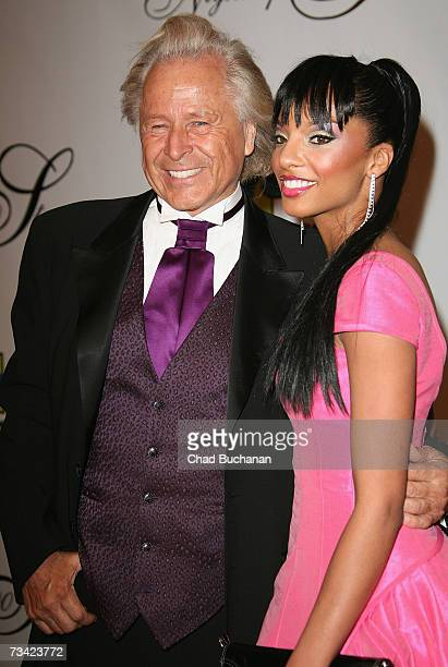 Peter Nygard attends the 17th Annual Night Of 100 Stars Oscar Gala held at the Beverly Hills Hotel on February 25 2007 in Beverly Hills California