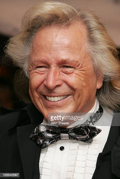 Peter Nygard during 2005 Toronto Film Festival Water Premiere Arrivals at Roy Thompson Hall in Toronto Canada