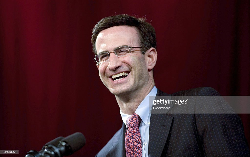White House Budget Director Peter Orszag Speaks On The Pace of Job Creation