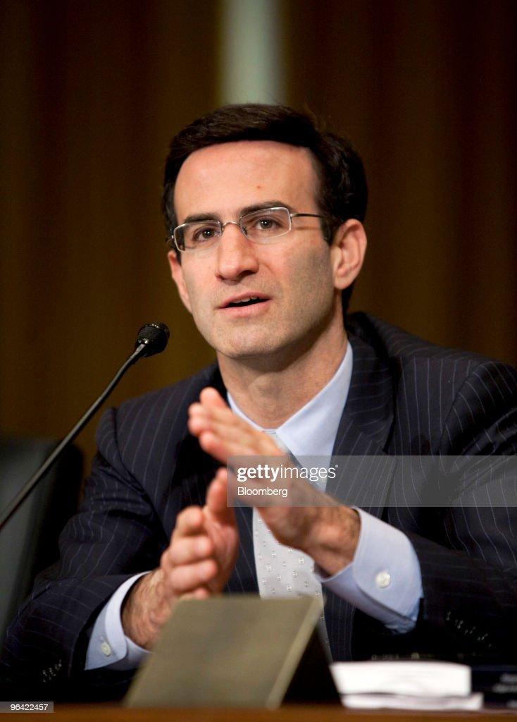 Budget Director Orszag At Senate Finance Hearing