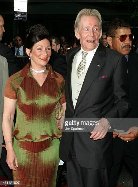 Peter O'Toole and daughter Kate Phillips O'Toole