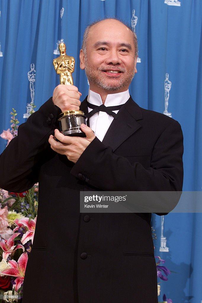 73rd Annual Academy Awards - Pressroom : News Photo
