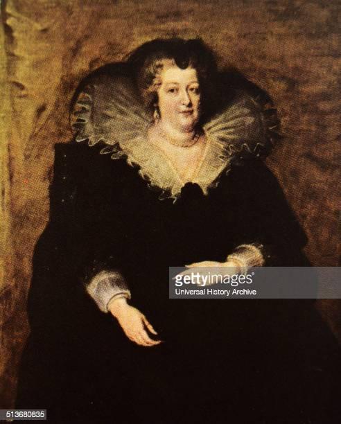 Peter Paul Rubens Marie de' Medici Oil on canvas