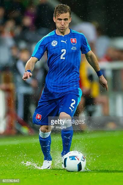 Sonntag Laenderspiel in Augsburg Deutschland Slowakei 13 Peter Pekarik