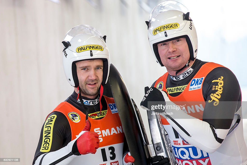 47th Luge World Championships - Day 2