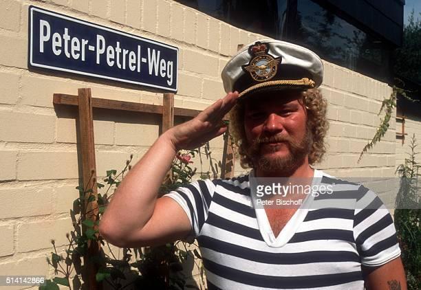 Peter Petrel Homestory am in Oldenburg Deutschland