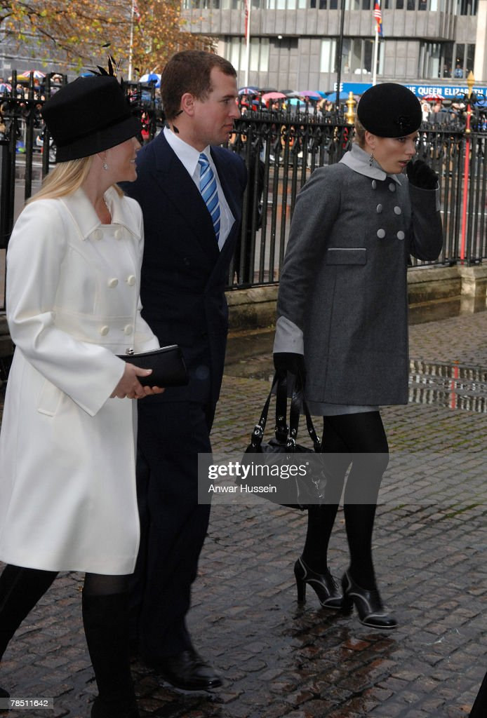 The Queen and The Duke Of Edinburgh - 60th Wedding Anniversary Service : News Photo