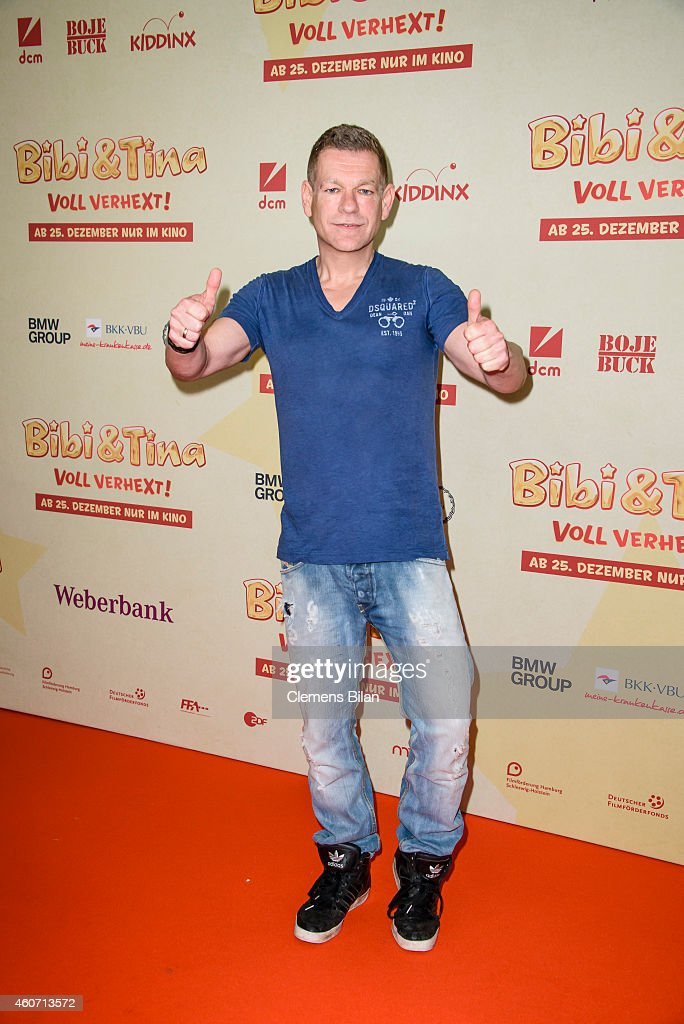 Peter Plate Attends The Berlin Premiere Of The Film Bibi