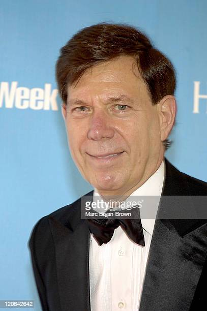 Peter Price NATAS president during 1st Annual Spanish Emmy Awards Leaders of Spanish Language Television Arrivals and Inside at McNay Museum of Art...