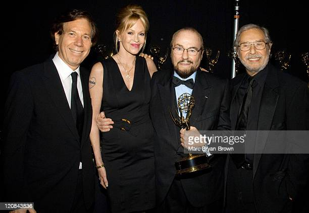 Peter Price NTA President and CEO Melanie Griffith James Lipton and Mark Rydell