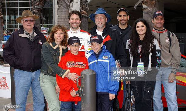 Peter Reckell and family LR Dad Russ Reckell sister Andrea Reiners nephews John Paul Reiners and Trevor Reckell brother Ted Reckell Anthony Delpozzo...