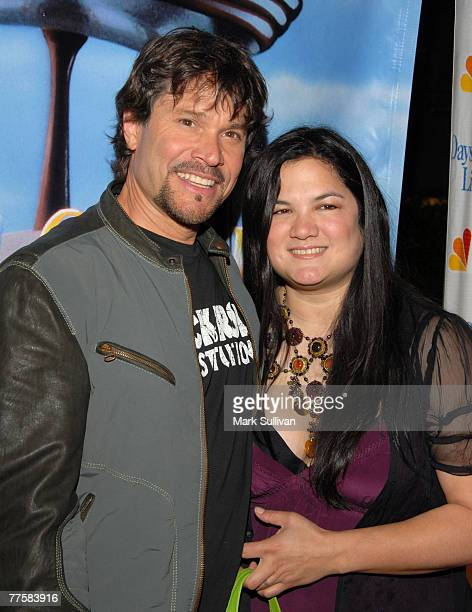 Peter Reckell and Kelly Moneymaker