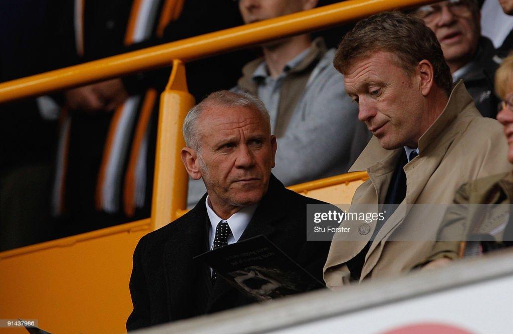 Wolverhampton Wanderers v Portsmouth - Premier League