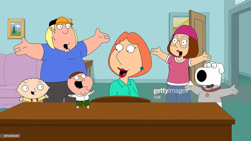 "FOX's ""Family Guy"" - Season Eleven : News Photo"