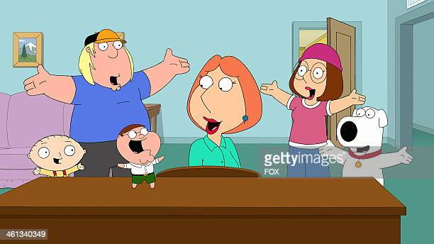 Peter resents the fact that everyone loves his vestigial twin Chip more than him in the Vestigial Peter episode of FAMILY GUY airing Sunday October 6...