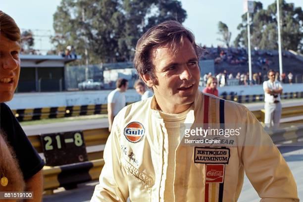 Peter Revson Grand Prix of Argentina Autodromo Oscar Alfredo Galvez Buenos Aires 23 January 1972