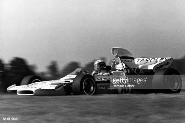 Peter Revson McLarenFord M19A Grand Prix of Argentina Autodromo Oscar Alfredo Galvez Buenos Aires 23 January 1972