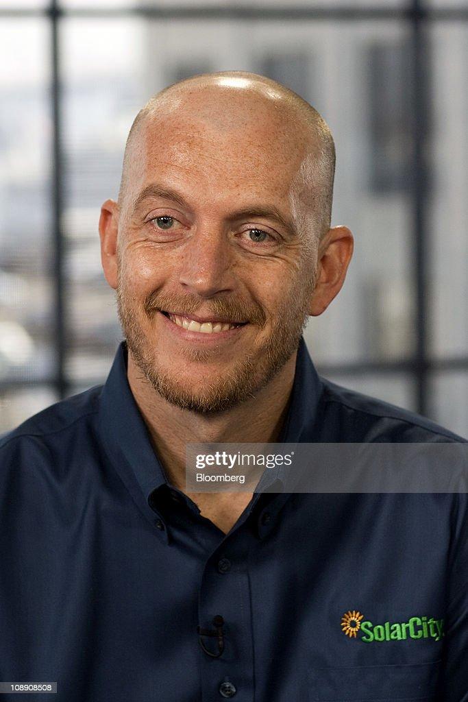 SolarCity Co-Founders Lyndon Rive And Peter Rive : Fotografía de noticias