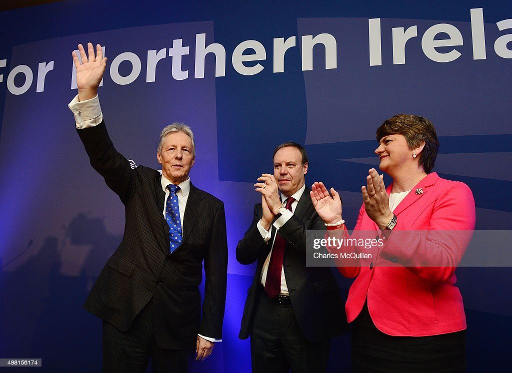 DUP Annual Conference 2015