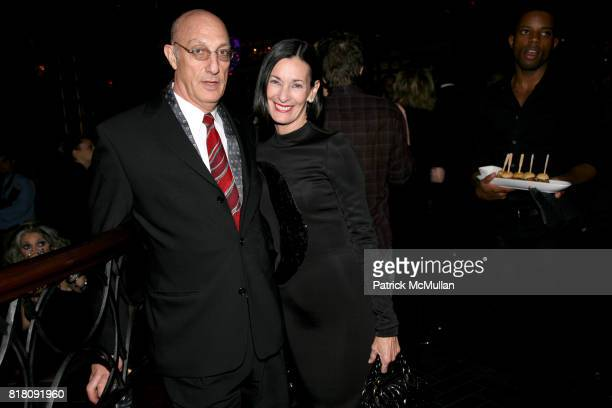 Peter Rosenthal and Amy Rosi attend AVENUE Magazine 35th Anniversary Celebration at Lavo on November 19 2010 in New York