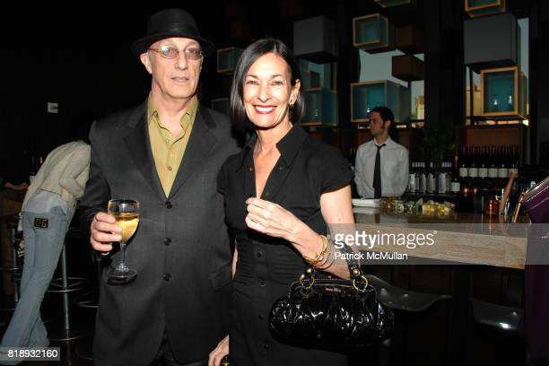 Peter Rosenthal and Amy Rosi attend First Summer Soiree CELEBRATING 25 YEARS of DIFFA hosted by David Rockwell Whoopi Goldberg and Isabel Ruben...