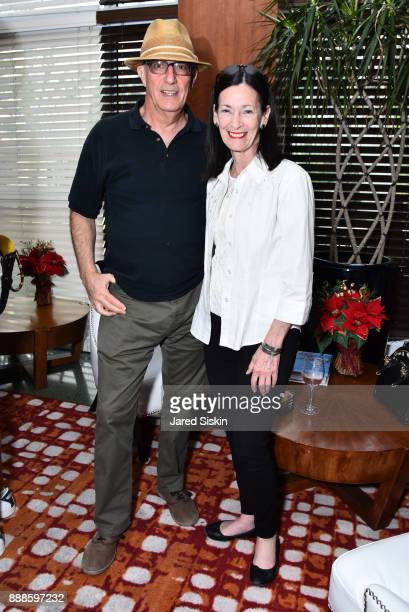 Peter Rosenthal and Amy Rosi attend Jean Shafiroff with Hotel Croydon Hosts The Power of Art to Heal at Hotel Croydon on December 8 2017 in Miami...