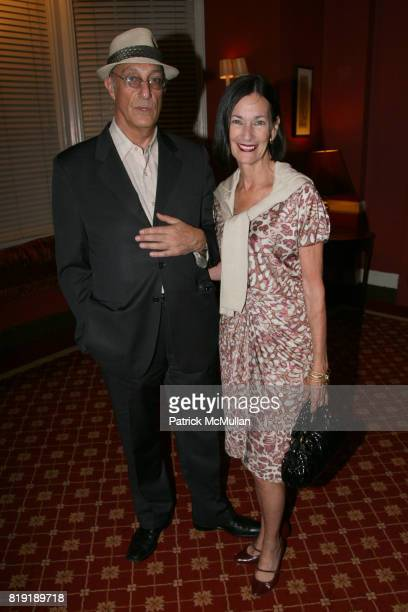 Peter Rosenthal and Amy Rosi attend ORTHOPAEDIC FOUNDATION for ACTIVE LIFESTYLES host a pregala cocktail honoring GEORGE K KOLLITIDES II at The...