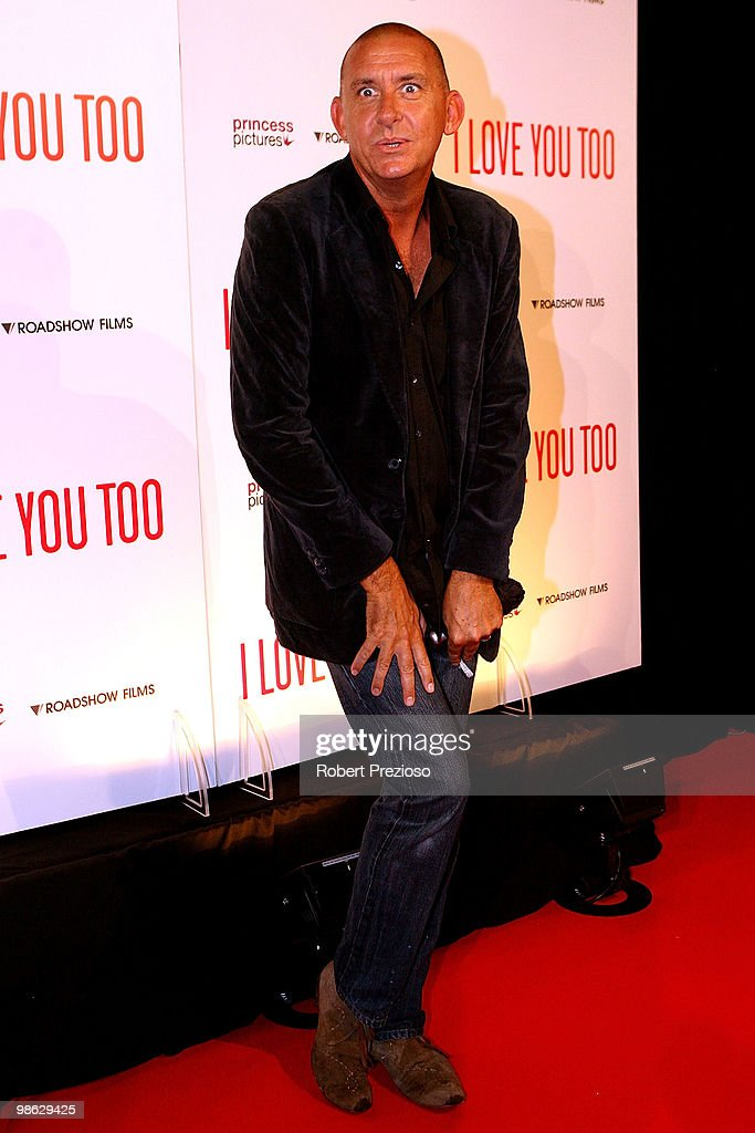 Peter Rowsthorn attends the premiere of 'I Love You Too' at Village Jam Factory on April 23, 2010 in Melbourne, Australia.