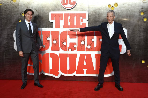 """GBR: UK Special Screening Of Upcoming Film """"The Suicide Squad"""""""