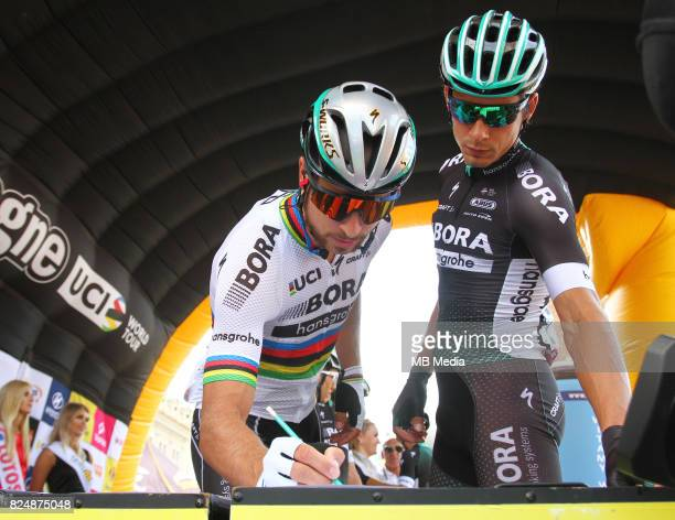 Peter Sagan during the Stage 1 of 74th Tour de Pologne on July 29 2017 in Krakow Poland