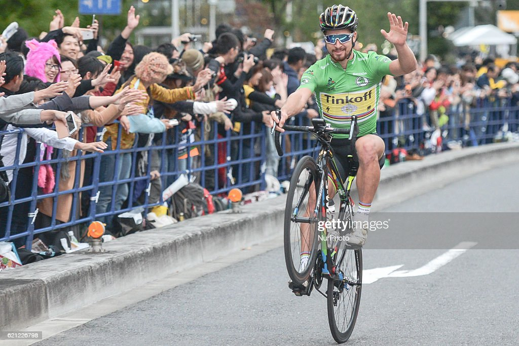 Sagan wins the 2016 Saitama le Tour de France Criterium : News Photo