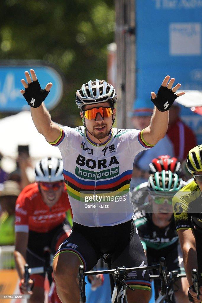 2018 Tour Down Under - Stage 4 : News Photo