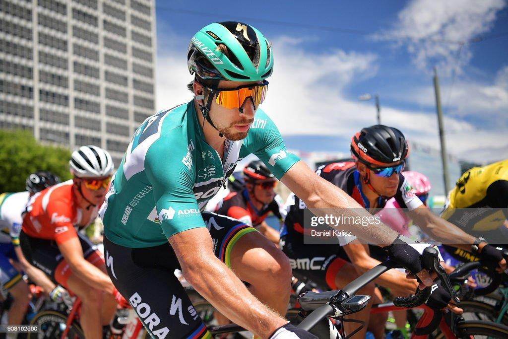 2018 Tour Down Under - Stage 6 : News Photo