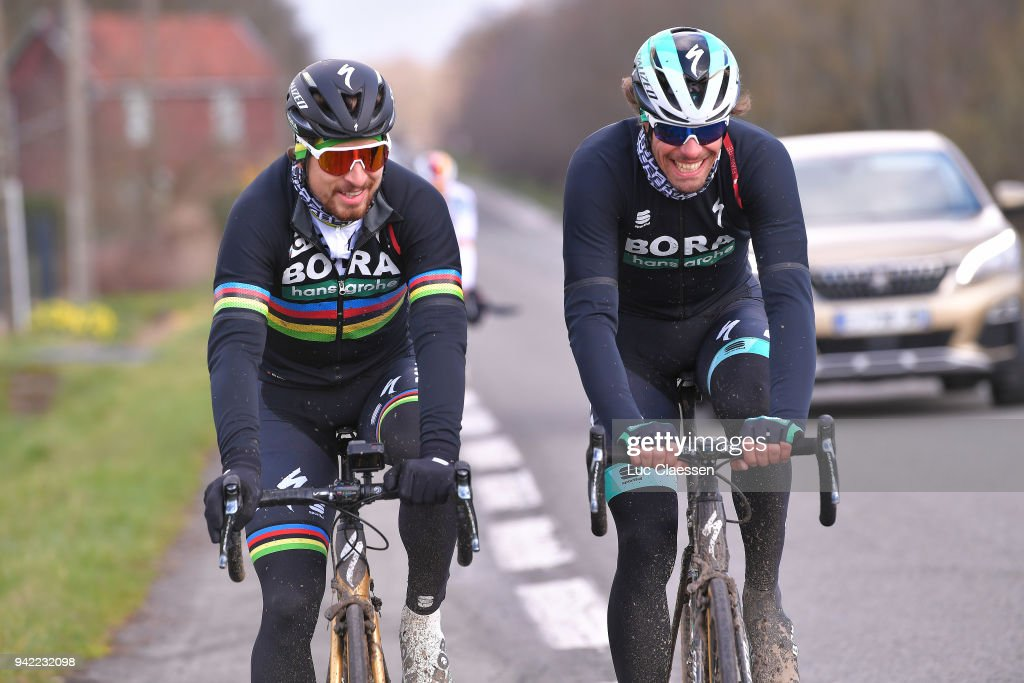 116th Paris to Roubaix 2018 - Training Day