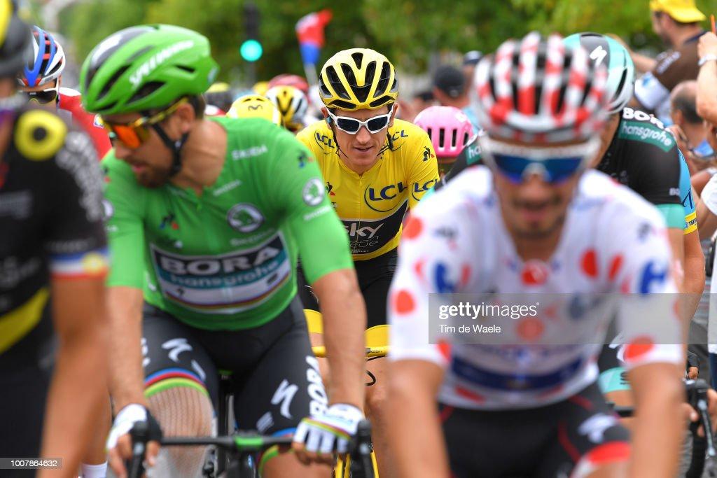 Cycling: 105th Tour de France 2018 / Stage 21 : ニュース写真
